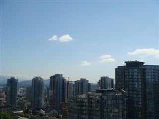 """Photo 9: 2506 833 HOMER Street in Vancouver: Downtown VW Condo for sale in """"ATELIER ON ROBSON"""" (Vancouver West)  : MLS®# V905747"""