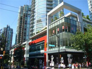 """Photo 1: 2506 833 HOMER Street in Vancouver: Downtown VW Condo for sale in """"ATELIER ON ROBSON"""" (Vancouver West)  : MLS®# V905747"""