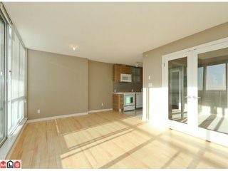 "Photo 3: 2006 9981 WHALLEY Boulevard in Surrey: Whalley Condo for sale in ""PARK PLACE 2"" (North Surrey)  : MLS®# F1200880"