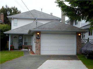 Main Photo: 3591 REGENT Street in Richmond: Steveston Villlage House for sale : MLS®# V979669