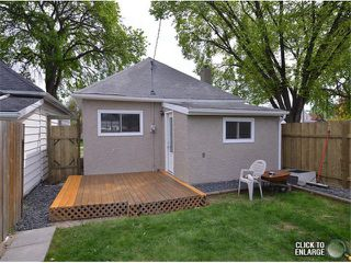 Photo 19: 651 Manhattan Avenue in WINNIPEG: East Kildonan Single Family Detached for sale (North East Winnipeg)  : MLS®# 1311281