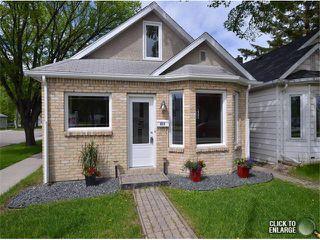 Photo 1: 651 Manhattan Avenue in WINNIPEG: East Kildonan Single Family Detached for sale (North East Winnipeg)  : MLS®# 1311281