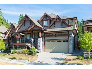 Photo 1: 1204 BURKEMONT PL in Coquitlam: Burke Mountain House for sale : MLS®# V1019665