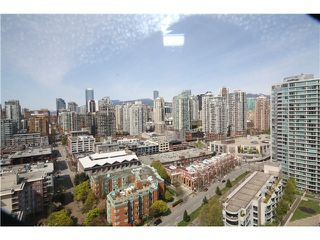 Photo 1: 2605 193 AQUARIUS Mews in Vancouver: Yaletown Condo for sale (Vancouver West)  : MLS®# V1058758
