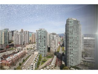 Photo 2: 2605 193 AQUARIUS Mews in Vancouver: Yaletown Condo for sale (Vancouver West)  : MLS®# V1058758