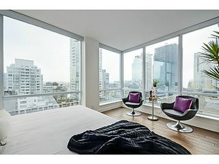 """Photo 14: 805 1455 HOWE Street in Vancouver: Yaletown Condo for sale in """"POMARIA"""" (Vancouver West)  : MLS®# V1059376"""