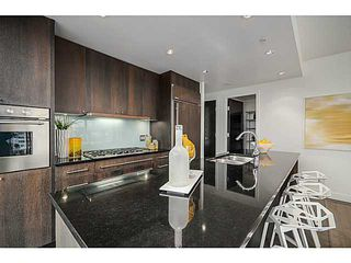 """Photo 9: 805 1455 HOWE Street in Vancouver: Yaletown Condo for sale in """"POMARIA"""" (Vancouver West)  : MLS®# V1059376"""