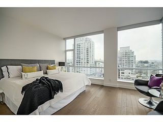 """Photo 13: 805 1455 HOWE Street in Vancouver: Yaletown Condo for sale in """"POMARIA"""" (Vancouver West)  : MLS®# V1059376"""
