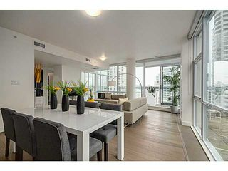 """Photo 6: 805 1455 HOWE Street in Vancouver: Yaletown Condo for sale in """"POMARIA"""" (Vancouver West)  : MLS®# V1059376"""