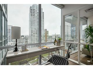 """Photo 12: 805 1455 HOWE Street in Vancouver: Yaletown Condo for sale in """"POMARIA"""" (Vancouver West)  : MLS®# V1059376"""