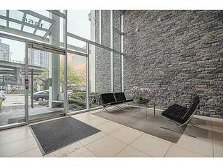 """Photo 2: 805 1455 HOWE Street in Vancouver: Yaletown Condo for sale in """"POMARIA"""" (Vancouver West)  : MLS®# V1059376"""