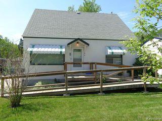 Photo 2: 194 Thompson Drive in WINNIPEG: St James Residential for sale (West Winnipeg)  : MLS®# 1412485