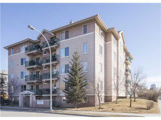 Photo 1: 101 1110 17 Street SW in Calgary: Sunalta Condo for sale : MLS®# C3656003