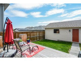 Photo 21: 63 SILVERADO PLAINS Manor SW in Calgary: Silverado House for sale : MLS®# C4015040