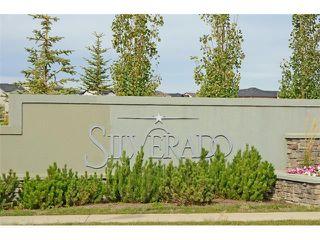 Photo 32: 63 SILVERADO PLAINS Manor SW in Calgary: Silverado House for sale : MLS®# C4015040