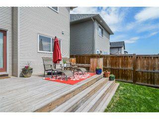 Photo 23: 63 SILVERADO PLAINS Manor SW in Calgary: Silverado House for sale : MLS®# C4015040