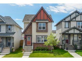 Photo 1: 63 SILVERADO PLAINS Manor SW in Calgary: Silverado House for sale : MLS®# C4015040