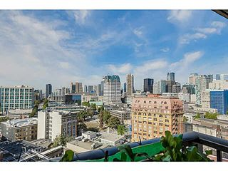 "Photo 8: 2108 128 W CORDOVA Street in Vancouver: Downtown VW Condo for sale in ""WOODWARDS W-43"" (Vancouver West)  : MLS®# V1140977"