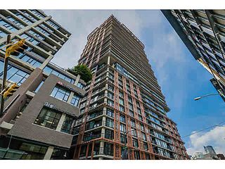 "Photo 1: 2108 128 W CORDOVA Street in Vancouver: Downtown VW Condo for sale in ""WOODWARDS W-43"" (Vancouver West)  : MLS®# V1140977"