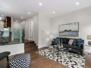 Photo 4: 1614 MAPLE Street in Vancouver: Kitsilano Townhouse for sale (Vancouver West)  : MLS®# R2014583