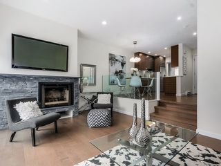 Photo 5: 1614 MAPLE Street in Vancouver: Kitsilano Townhouse for sale (Vancouver West)  : MLS®# R2014583