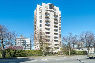"Photo 1: 901 1405 W 12TH Avenue in Vancouver: Fairview VW Condo for sale in ""THE WARRENTON"" (Vancouver West)  : MLS®# R2053078"