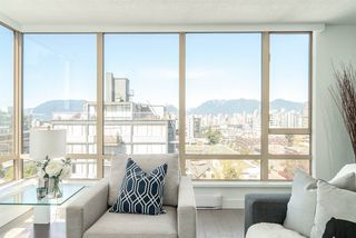 """Photo 3: 901 1405 W 12TH Avenue in Vancouver: Fairview VW Condo for sale in """"THE WARRENTON"""" (Vancouver West)  : MLS®# R2053078"""