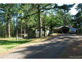 Main Photo: 852 Pears Road in VICTORIA: Me Metchosin Single Family Detached for sale (Metchosin)  : MLS®# 365781