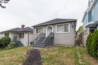 "Photo 1: 2731 DUKE Street in Vancouver: Collingwood VE House for sale in ""NORQUAY NEIGHNOURHOOD"" (Vancouver East)  : MLS®# R2077238"