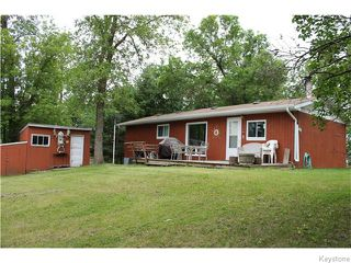 Main Photo: 15 rene Boulevard in Lac Du Bonnet RM: Lac Du Bonnet Residential for sale (R28)  : MLS®# 1616639