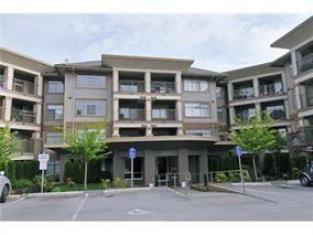 "Main Photo: 406 12248 224 Street in Maple Ridge: East Central Condo for sale in ""URBANO"" : MLS®# R2085770"