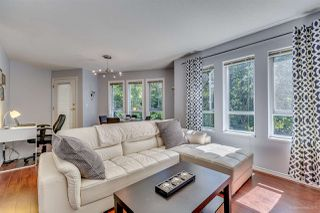 "Photo 1: 8 123 LAVAL Street in Coquitlam: Maillardville Townhouse for sale in ""RESIDENCE BOUTHOT"" : MLS®# R2087712"