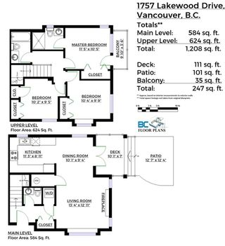 Photo 20: 1757 LAKEWOOD Drive in Vancouver: Grandview VE House 1/2 Duplex for sale (Vancouver East)  : MLS®# R2096548