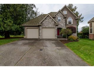 Main Photo: 3717 CREEKSTONE Place in Abbotsford: Abbotsford East House for sale : MLS®# R2119565