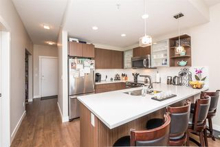"""Photo 9: 405 19936 56 Avenue in Langley: Langley City Condo for sale in """"BEARING POINTE"""" : MLS®# R2143916"""