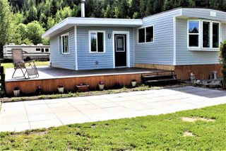 Photo 1: 2477 BAILEY Road in Williams Lake: Williams Lake - Rural North Manufactured Home for sale (Williams Lake (Zone 27))  : MLS®# R2172492