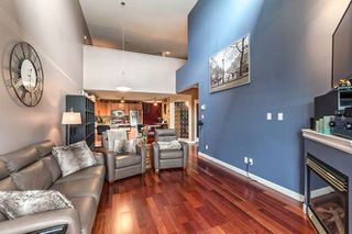 "Photo 3: A424 2099 LOUGHEED Highway in Port Coquitlam: Glenwood PQ Condo for sale in ""SHAUGHNESSY SQUARE"" : MLS®# R2180378"