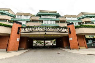 "Photo 1: A424 2099 LOUGHEED Highway in Port Coquitlam: Glenwood PQ Condo for sale in ""SHAUGHNESSY SQUARE"" : MLS®# R2180378"