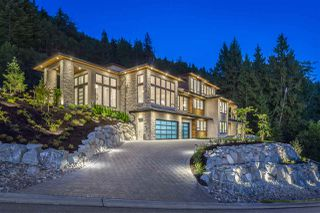 """Main Photo: 1983 NORTH CHARLOTTE Road: Anmore House for sale in """"PINNACLE RIDGE ESTATES"""" (Port Moody)  : MLS®# R2185663"""