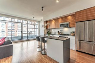 Photo 3: 605 1228 HOMER Street in Vancouver: Yaletown Condo for sale (Vancouver West)  : MLS®# R2189159