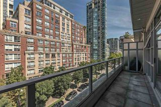 Photo 17: 605 1228 HOMER Street in Vancouver: Yaletown Condo for sale (Vancouver West)  : MLS®# R2189159