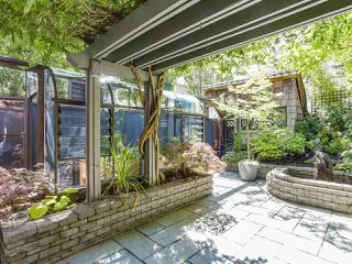 "Photo 17: 5 960 W 13TH Avenue in Vancouver: Fairview VW Townhouse for sale in ""The Brickhouse"" (Vancouver West)  : MLS®# R2193892"