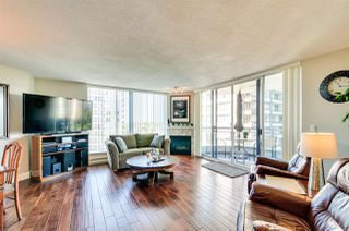 "Photo 2: 906 739 PRINCESS Street in New Westminster: Uptown NW Condo for sale in ""BERKLEY PLACE"" : MLS®# R2204179"