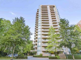 Photo 1: 1702 4603 HAZEL Street in Burnaby: Forest Glen BS Condo for sale (Burnaby South)  : MLS®# R2205678