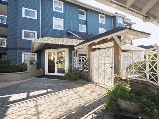 """Photo 2: 422 12931 RAILWAY Avenue in Richmond: Steveston South Condo for sale in """"BRITANNIA"""" : MLS®# R2217947"""