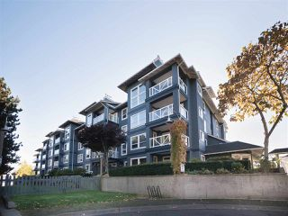 """Photo 1: 422 12931 RAILWAY Avenue in Richmond: Steveston South Condo for sale in """"BRITANNIA"""" : MLS®# R2217947"""