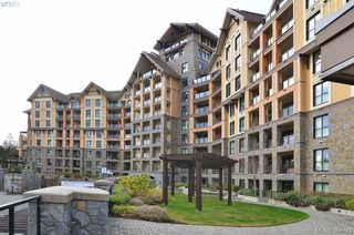 Photo 1: 321 1400 Lynburne Place in VICTORIA: La Bear Mountain Condo Apartment for sale (Langford)  : MLS®# 384929