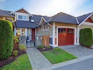 Photo 1: 18 10520 McDonald Park Road in NORTH SAANICH: NS McDonald Park Townhouse for sale (North Saanich)  : MLS®# 385279