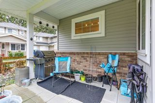 "Photo 17: 81 12161 237 Street in Maple Ridge: East Central Townhouse for sale in ""VILLAGE GREEN"" : MLS®# R2226728"