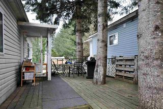 "Photo 2: 2 41639 LOUGHEED Highway in Mission: Dewdney Deroche Manufactured Home for sale in ""Evergreen Estates"" : MLS®# R2248968"